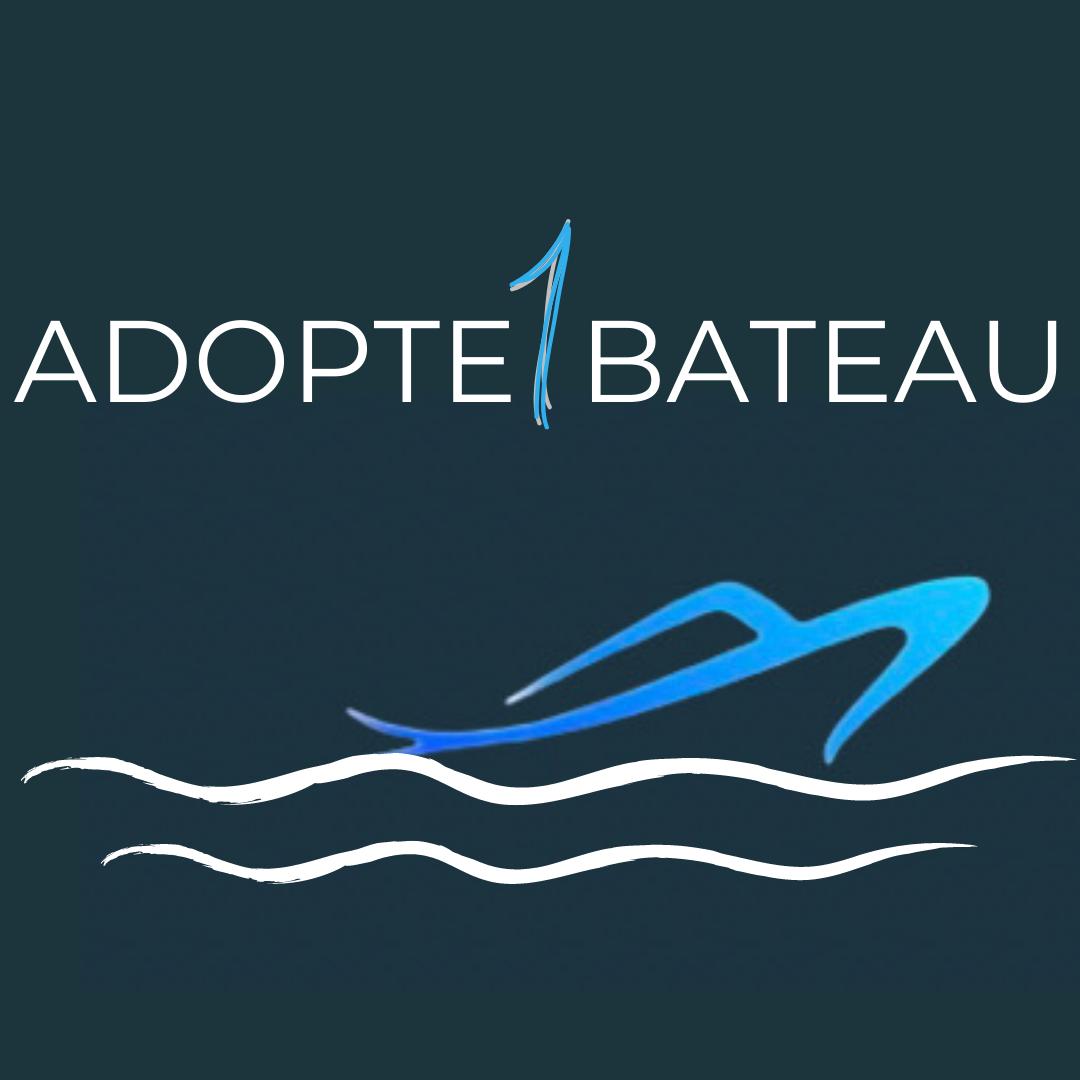 Logo Adopte 1 Bateau